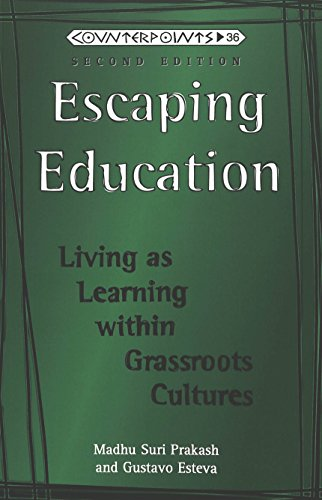 Escaping Education: Living As Learning Within Grassroots...