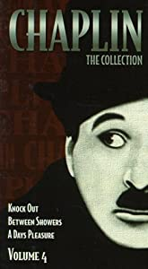 Chaplin: The Collection, Vol. 4 [VHS]