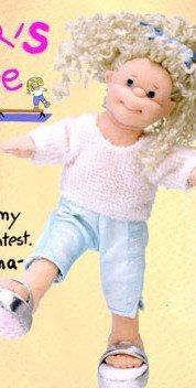 TY Teenie Beanie Bopper - SASSY STAR - 1