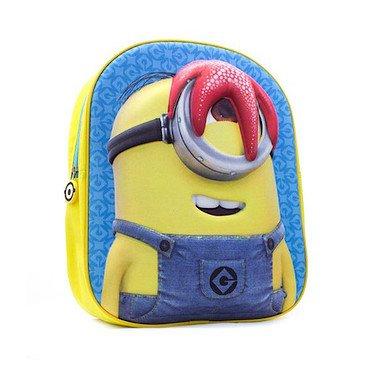 Minion Rucksack 3 D Krake Ich einfach unverbesserlich Kinder Rucksack Seestern