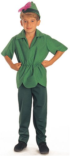 Peter Pan Child Costume (Medium)