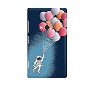 fly high hard plastic back case cover for nokia lumia 920