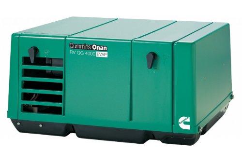 Cummins Onan 3.3Kyfr4858 - Rv Generator Set Quiet Lp Vapor Series Rv Qg 3300