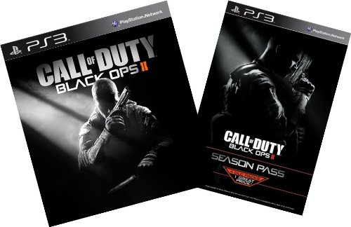 Call of Duty Black Ops II with Season Pass - PS3 [Digital Code] (Black Ops 2 Season compare prices)