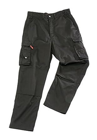 Blackrock Men's Pentland Regular Trouser - Black, 40 Inch