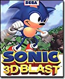 Sonic 3D Blast - Sega Saturn