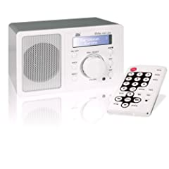 IPdio mini pro Internetradio weiß