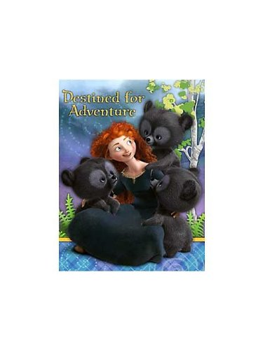 Disney's Brave Invitations 8 pack - 1