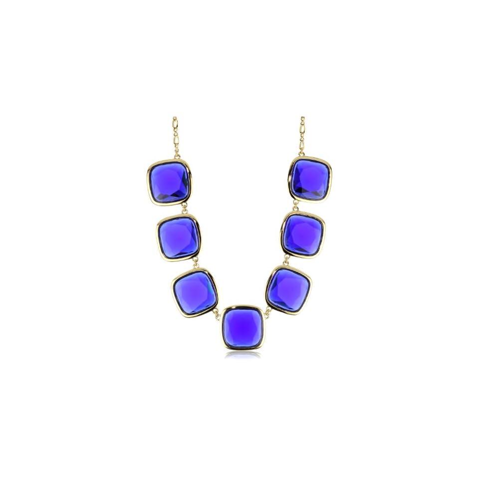 Kate Spade New York Crystal Kaleidoscope Long Necklace