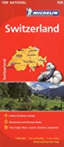 Michelin Map Switzerland/Suisse (Michelin)