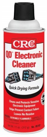 Crc/Sta-Lube 05103/05102 11 Oz Electronics Cleaner