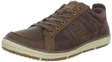 Skechers IrvinHamal, Herren Sneakers, Braun (CDB), 44 EU