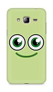 AMEZ Cool Back Cover For Samsung Galaxy J3 (2016 EDITION)