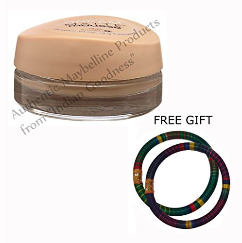 Maybelline Dream Matte Mousse Foundation Nude Light 4 18 GM - With FREE GIFT (Pair of Multicolor Bangles) and FREE SHIPPING