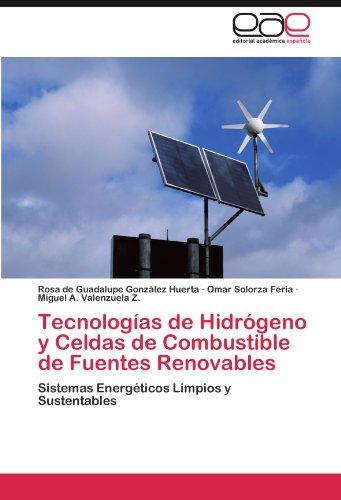 Tecnologias de Hidrogeno y Celdas de Combustible de Fuentes Renovables