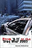img - for [(From 9-11 to the Iraq War 2003: International Law in an Age of Complexity )] [Author: Dominic McGoldrick] [Jul-2004] book / textbook / text book
