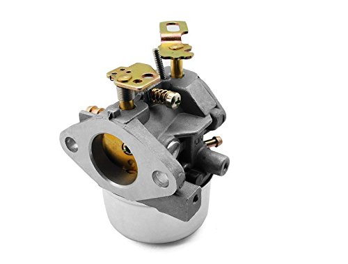 very durable Carburetor/Carb Engine Replacement Upgrade Assembly Fit For TECUMSEH 640349 640052 640054 LH358SA LH318SA (Tecumseh 10 Hp Carburetor Kit compare prices)