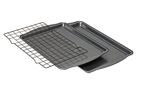bakers-advantage-3-piece-cookie-sheet-and-cooling-rack-set
