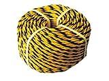 【期間限定】特別価格!  標識ロープ(トラロープ)12mm×100m