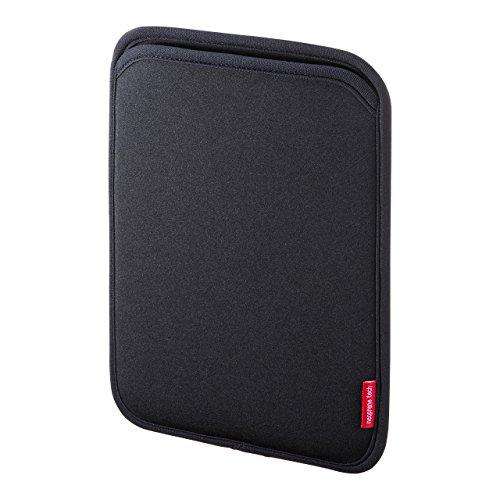サンワサプライ iPad Air用 スリップインケース ブラック PDA-IPAD53BK