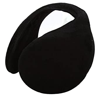 EarPro Fleece Ear Warmers Very warm! (Black)
