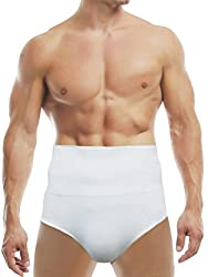AARPS Seamless Slimming Tummy Control Brief Men's Shapewear