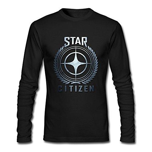 RUIFENG-Mens-Star-Citizen-Raises-Million-Dollars-Logo-Long-Sleeve-T-shirt