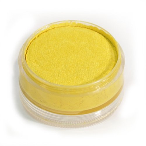 Wolfe Face Paints - Metallic Yellow M50 (3.17 oz/90 gm)