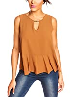 Scarlet Jones Top Laurence (Camel)