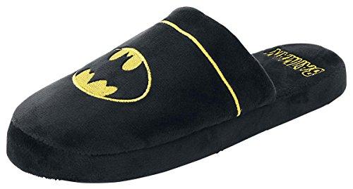 Hommes Officiel Batman DC Comics Warner Bros Peluche Molle Feuillet Sur Les Chaussons Mule