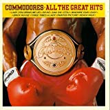 Commodores Album - All the Great Hits (Front side)