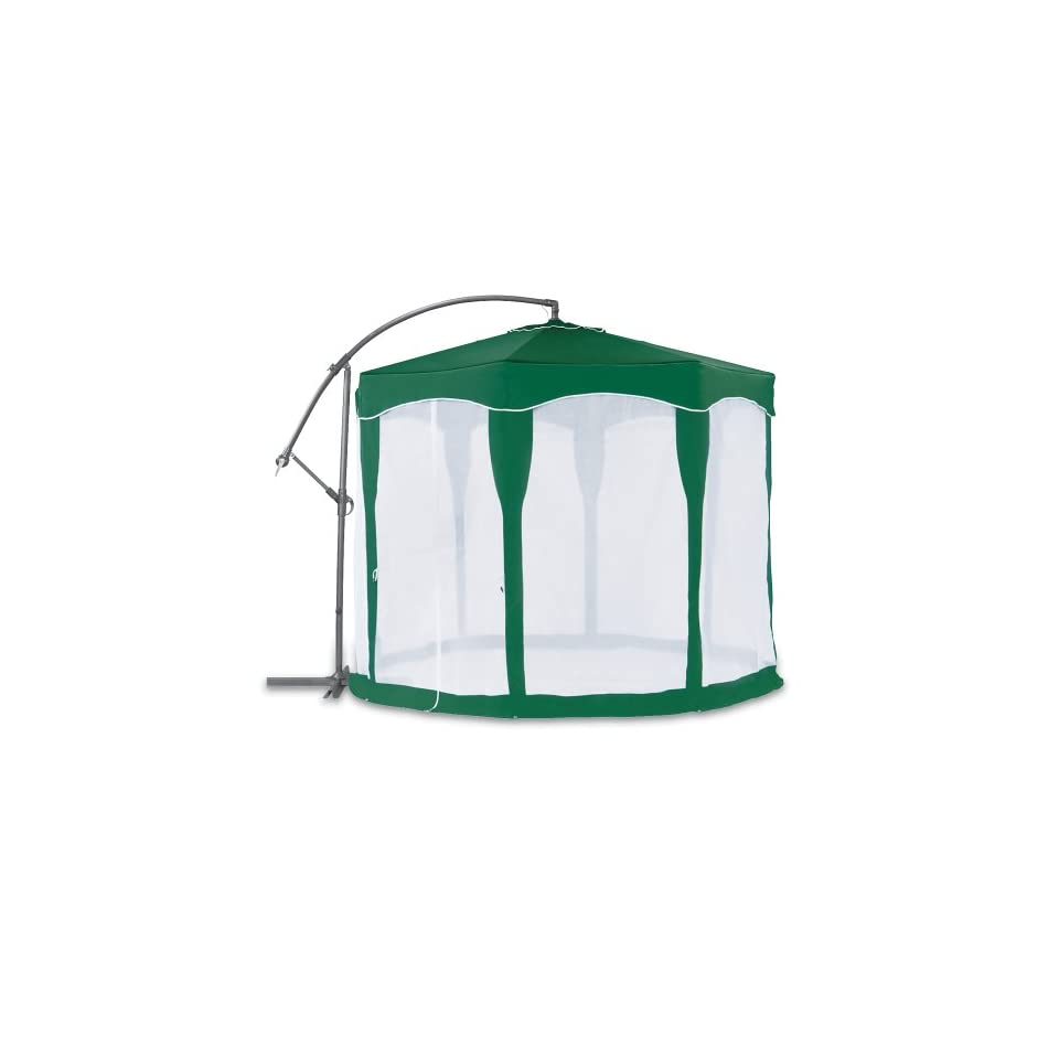 Eureka Garden Umbrella Inspired Green House