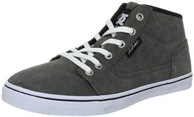 DC Shoes BRISTOL MID LE D0320061, Damen Fashion Sneakers, Grau (WLDD/BLK WVKD), EU 36 (US 5)