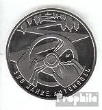 RFA (RFA.Alemania) Jägernr: KN 560 2011 F Stgl./unzirkuliert Cobre-Nickel 2011 10 Euro 125 años Automotriz (monedas para los coleccionistas)