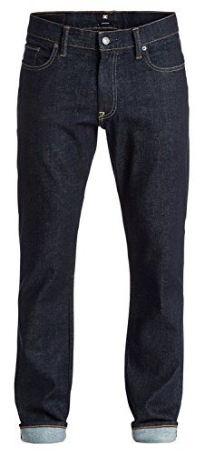 Pantalone DC Shoes: Washed Straight JN Light BL 32