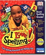 New Dorling Kindersley Multimedia I Love Spelling More Than 100 Fun Themed Work Groups