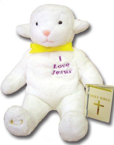 Stuffed Animal Lambs front-1049957