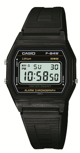 [カシオ]CASIO 腕時計 スタンダード デジタル F-84W-1 メンズ