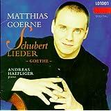 Schubert;Goethe