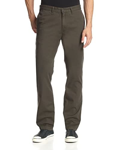 BALDWIN DENIM Men's Ryan Straight Leg Trouser