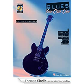 Blues You Can Use (Music Instruction)