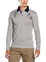Harry Kayn Polo Cegam/Zi (Gris)