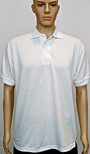 Da donna Polo a maniche corte con il tempo libero Casual Top Sports Maglietta da lavoro Workwear