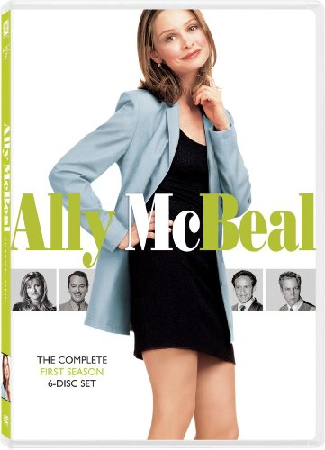 Ally Mcbeal: Season 1 [DVD] [Region 1] [US Import]