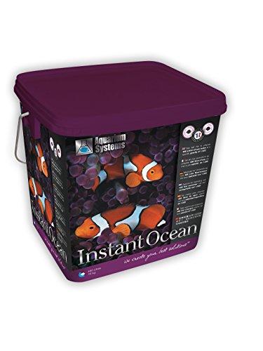 Aquarium-Systems-1010004-Aquarien-Meersalz-Instant-Ocean-Eimer-16-kg