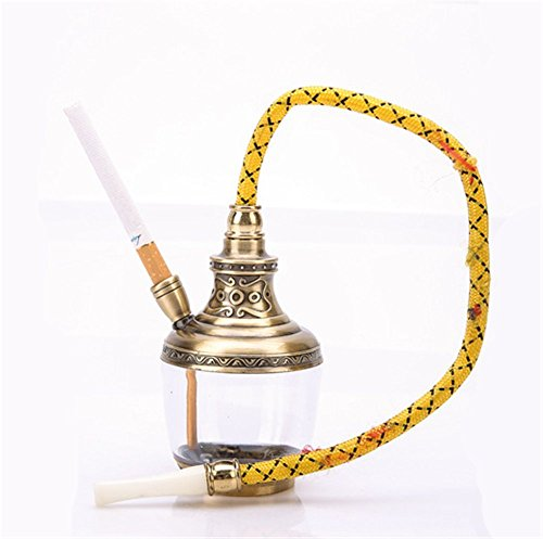 Bestwishes2u-Retro-Multi-function-Shisha-Water-Tobacco-Smoking-Pipe-Cigarette-Holder-Hookah-Filter-cigarette-Gift