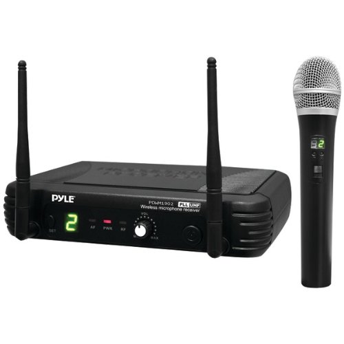 Pyle Pro Wireless Microphone