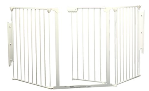 Custom Fit KidCo Configure Gate - White
