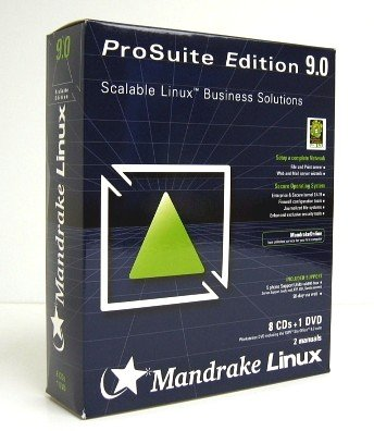MANDRAKE LINUX PRO SUITE 9.0