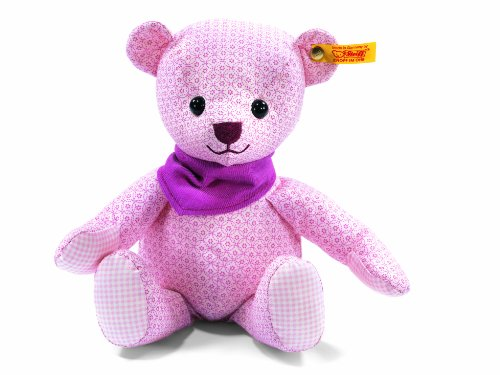 STEIFF 238123 – Teddybär Maedchen 28 cm, rosa